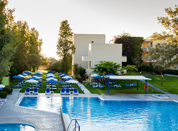 Dessole Lippia Golf Resort 4* (Греция, Родос)