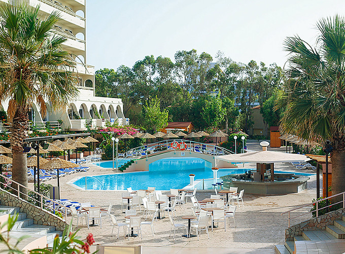 Dessole Olympos Beach Resort 4* (Греция, Родос)