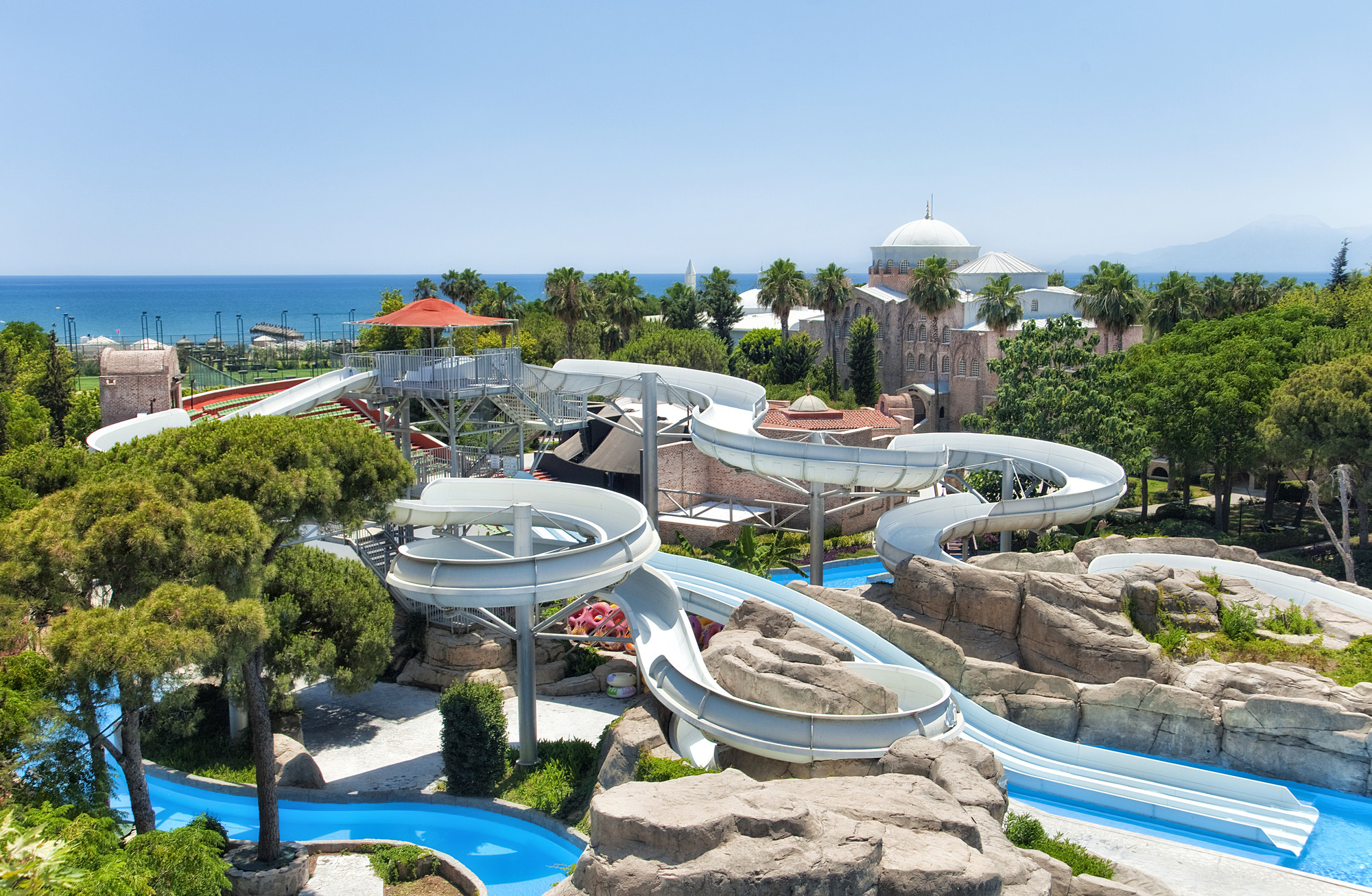 Swandor Hotels & Resorts Topkapi Palace 5* (Турция, Анталья)